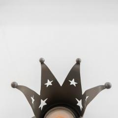 Krone mit Sternen